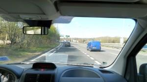 Voayge à Exeter - 2013